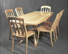 Samara Table & Chairs